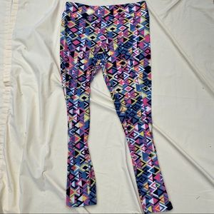 Abstract TC Lularoe new leggings